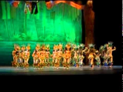 Parintins, magia Amazônica - Festival de dança de Joinville/2010