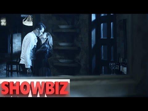 Hoàng Thùy Linh hôn đắm đuối 'bạn trai tin đồn' Vĩnh Thụy trong MV 'I'm Gonna Break (Ok I'm Out)'