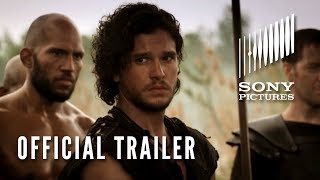 Pompeii Official Trailer Coming February 2014