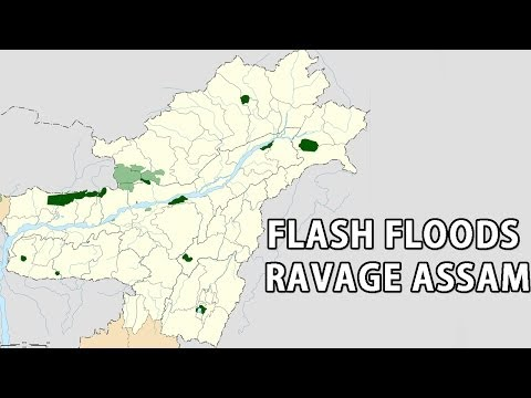 7 people have died due to the flood in the past one day