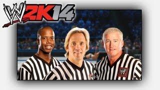 WWE 2K14 MULTIPLE REFS