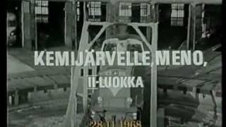 Junamatkan Hurmaa 1968