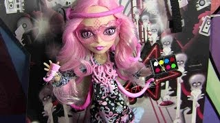 MONSTER HIGH VIPERINE GORGON FRIGHTS CAMERA ACTION REVIEW