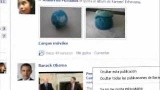 Como Borrar Cosas Indeseadas En Facebook