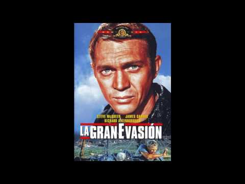 [HD] BSO / OST - La Gran Evasión / The Great Scape