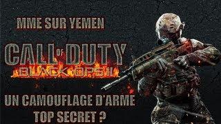 Black Ops II : Mode Multijoueurs MME Sur Yemen Un