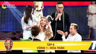 Giọng ải giọng ai   tập 6 vòng 1: sân khấu hóa chợ Bình Điền vì sai lầm của đội Trấn Thành