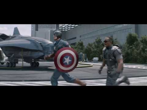 Marvel's Captain America: The Winter Soldier | Official Clip -Falcon | In Cinemas April 3