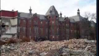 Old Eastern Michigan Asylum For The Insane Pictures
