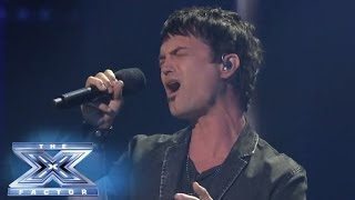 Jeff Gutt Taps Into His Inner Lionel Richie THE X FACTOR