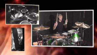 Motley Crue DRUM COVER Dr Feelgood