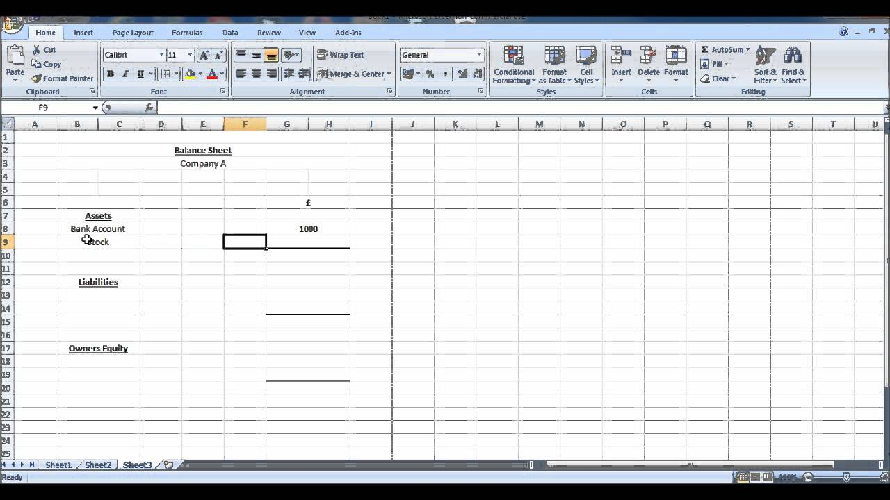 Online Course Bookkeeping Course Online