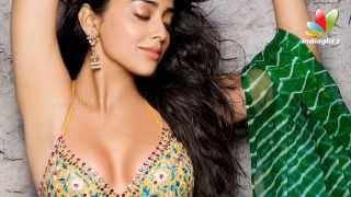 Actress Shriya saran stepped out andreya to act