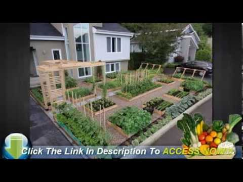 Vegetable Garden Plans - Types Of Vegetable Gardens
