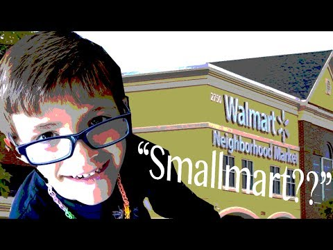 Walmart Neighborhood Market - WE CALL IT SMALLMART