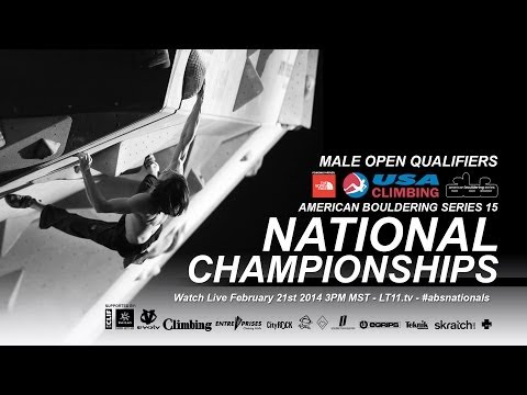 ABS 15 National Championships • Male Open Qualifiers