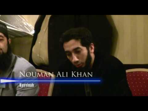 Nouman Ali Khan - The Ulul Albab [Part 1/4]