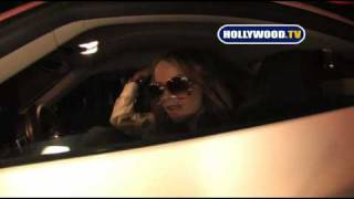 chanel-: Who Is Taryn Manning Hiding In Her Car?