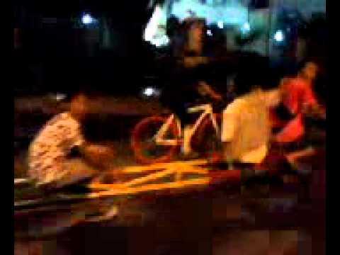 long bike into town jakarta Indonesia.......all pit comunity(APC)kemayoran
