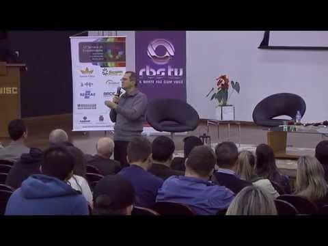 Palestra Liderança e Carreira - Uma Jornada de Aprendizagem - Paulo Amorim