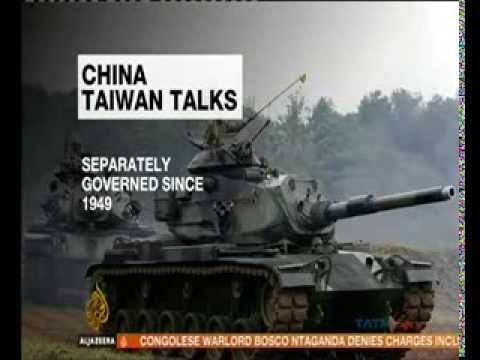 China and Taiwan set for first government talks