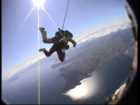 Vic's Charity Skydive