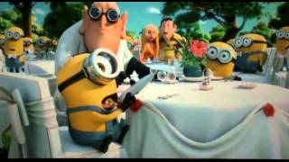 Despicable Me 2 Last Song
