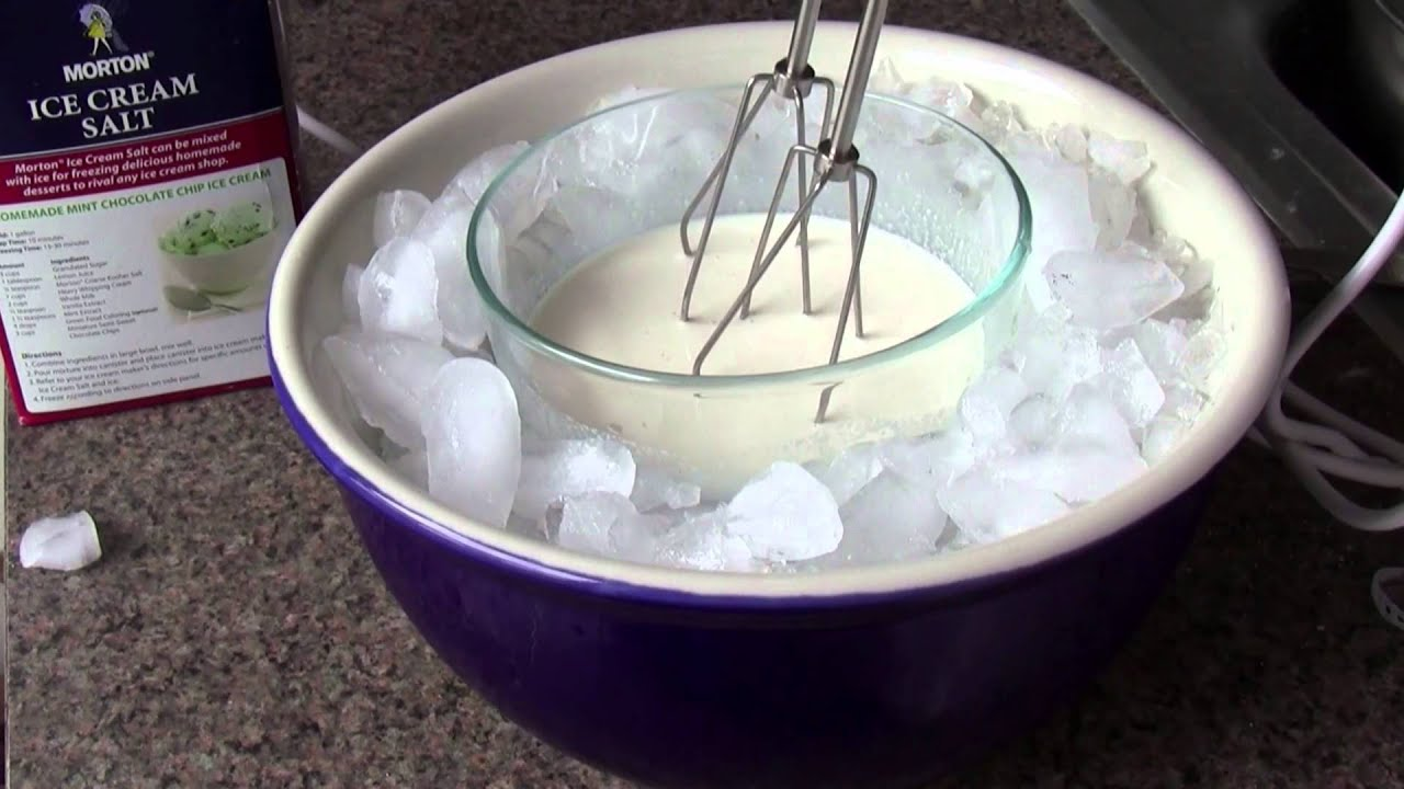 how to make soft serve without a machine