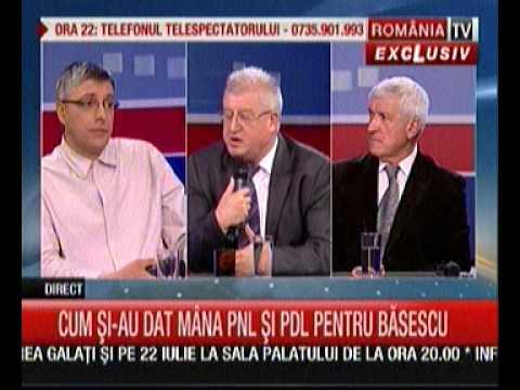 Daniel Savu despre prezenta lui Traian Basescu la aniversarea Senatului