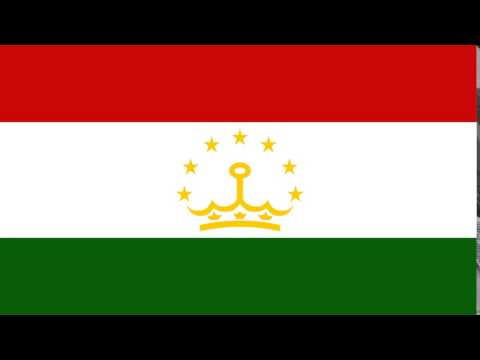 National Anthem   Tajikistan  Surudi Milli
