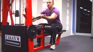 Reverse Grip Cable Row