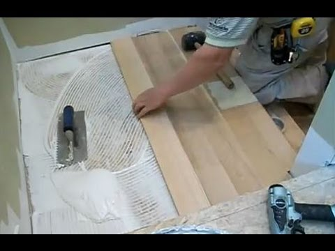How To Install Hardwood Stairs Stair Landing Installation