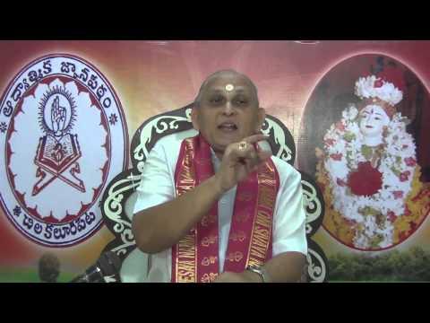 """""""Upadesa Saram"""" Of Bhagavan Sri Ramana Maharshi : Day 09 :Shlokam 13  14 : Sri Chalapathirao"""