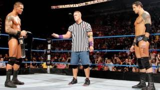 "WWE Survivor Series 2010 Results John Cena ""Free Or"
