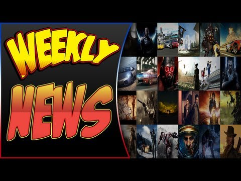 GamerFuzion Weekly Gaming News Episode 7, 2013