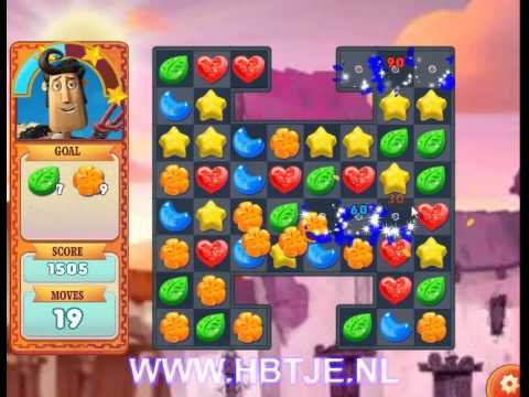 Book of Life Sugar Smash level 5