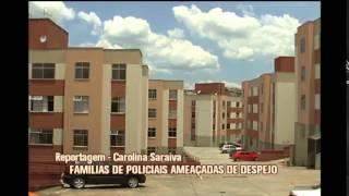 Policiais civis e militares temem despejo de condom�nio onde vivem em BH