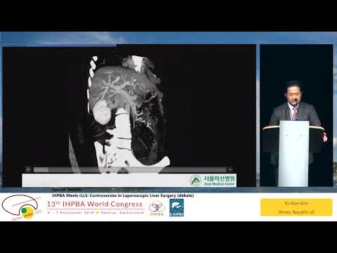 SS02.3 IHPBA Meets ILLS: Controversies in Laparoscopic Liver Surgery