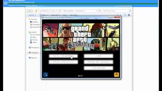 How To Download An Install GTA San Andreas [pc] [No Cd