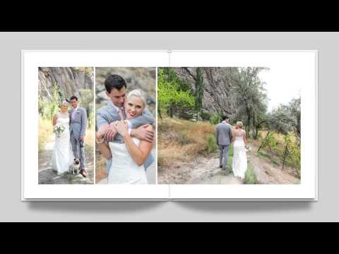 Luxurious Wedding Album Design - Photo Stories