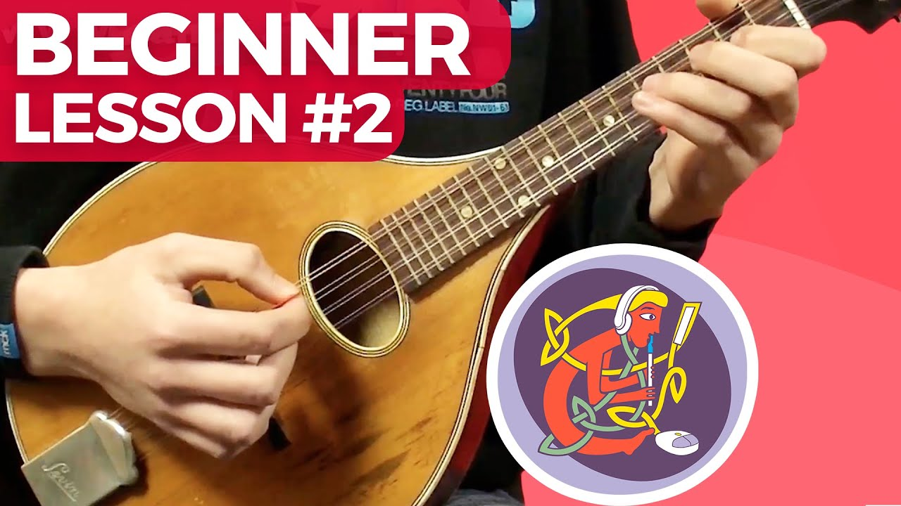 how to play the mandolin for beginners