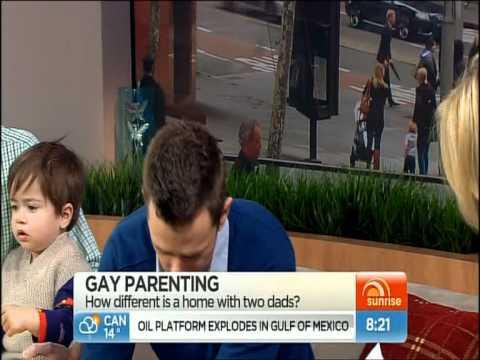 Gay adoption.