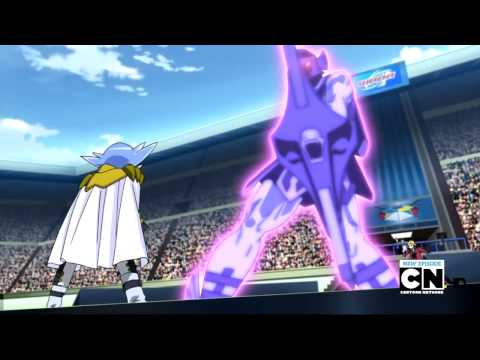 BeyBlade Metal Masters Episodio 39 Latino TVRip HD