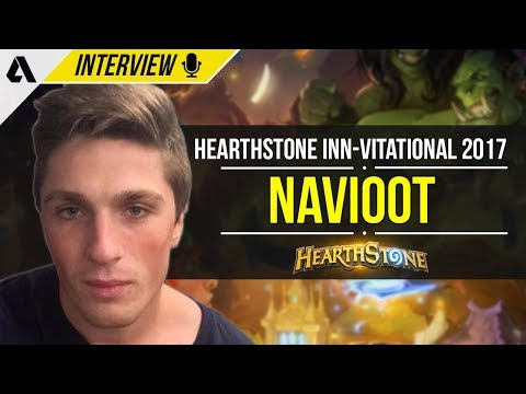 Dog / Rdu / NaviOOT - Interview | Hearthstone Inn-vitational Blizzcon 2017