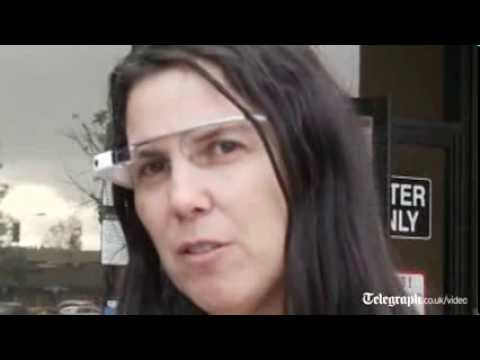 Driver gets traffic ticket for wearing Google Glass