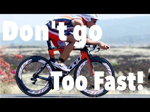 Tips For Riding a TT/Triathlon Bike