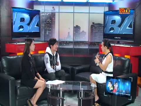 Tambalan sa RHTV - - Nicole Hyala and Chris Tsuper with Ms. Grace Poe-Llamanzares