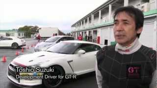 2013 Nissan GT-R Debut (1/2) videos