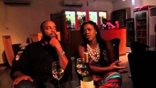 FALSE Nollywood Movie 2013 - Behind The Scenes Footage
