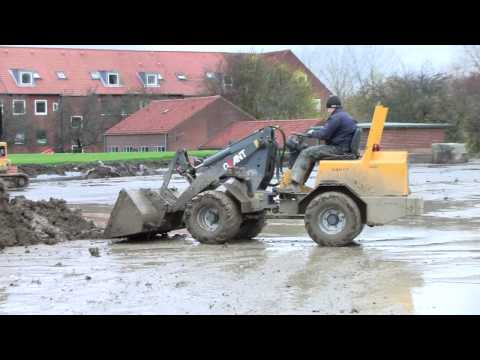Giant V451T Moving Wet Sticky Clay